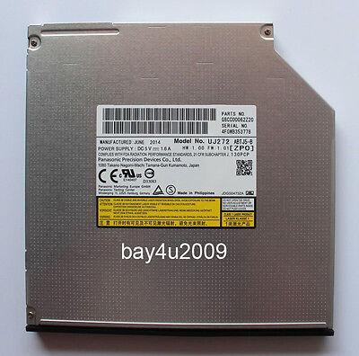 For Dell Precision M6400 M6500 M6600 M6700 M6800 Bluray Burner Drive UJ272 9.5mm