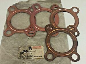 YAMAHA YZ100 1976-77 CYLINDER HEAD COPPER GASKET #1J4-11181-00-00