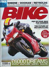 Bike June 05   Breva V1100 999R Bimota  DB4 916 SPS Honda SP-1 TL1000R