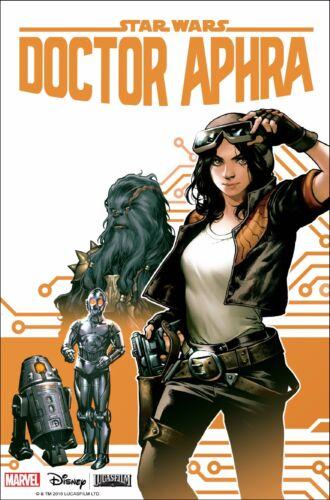 Star Wars Doctor Aphra #1 1st print Marvel Comics Modern Reboot