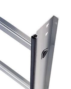 layher dachleiter kaminkehrerleiter alu natur aluminium. Black Bedroom Furniture Sets. Home Design Ideas