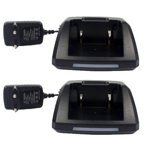 2PCS New Original Li-ion Radio Battery Charger for Retevis RT8 Two Way Radio Hot