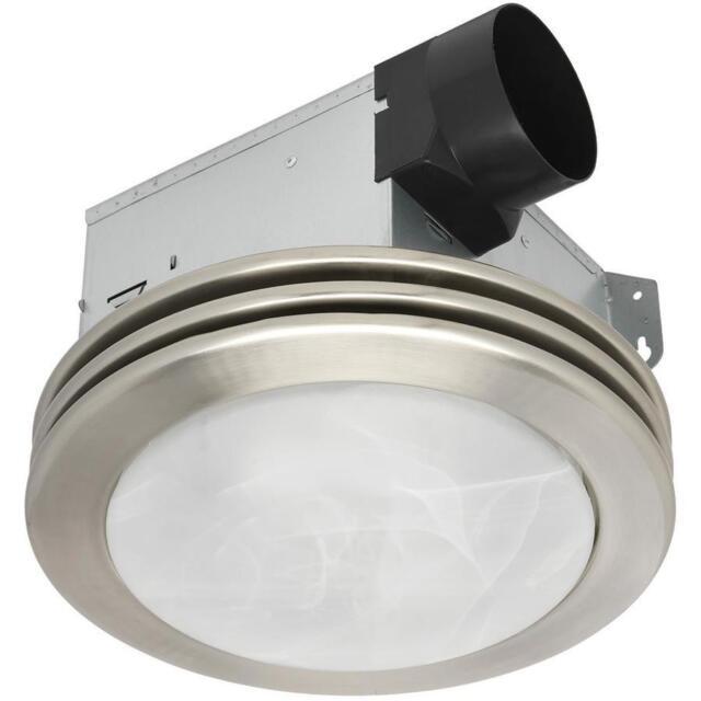 Harbor Breeze Bathroom Fan With Light