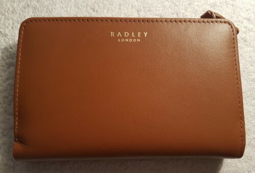 Outline Zip Purse In Medium Tan Radley Heritage ItxRHH