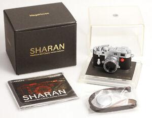 Sharan MegaHouse Classic Camera Collection Modell Leica M3 Miniaturkamera