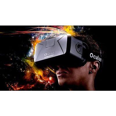 Oculus Rift (DK2) - VR Virtual Reality Headset New (5/7)