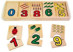 Zahlenspiel Kinder