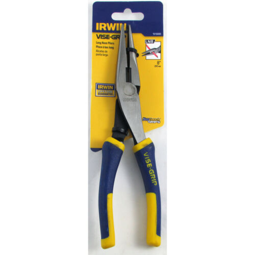 """1919886 8/"""" Long Nose Pliers IRWIN Tools"""
