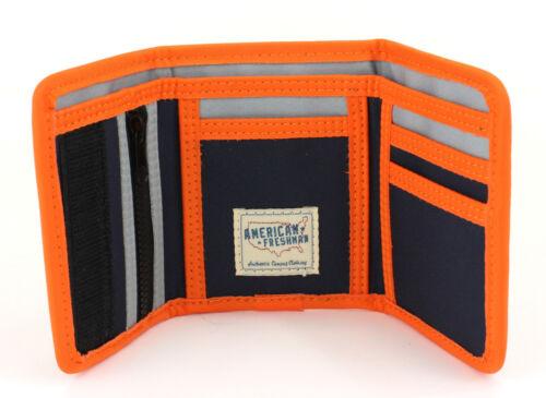 American Freshman Oakland Mens Wallet in Various Colours