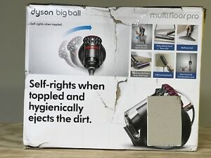 Image Is Loading Dyson Ball Multi Floor Pro Canister Vacuum