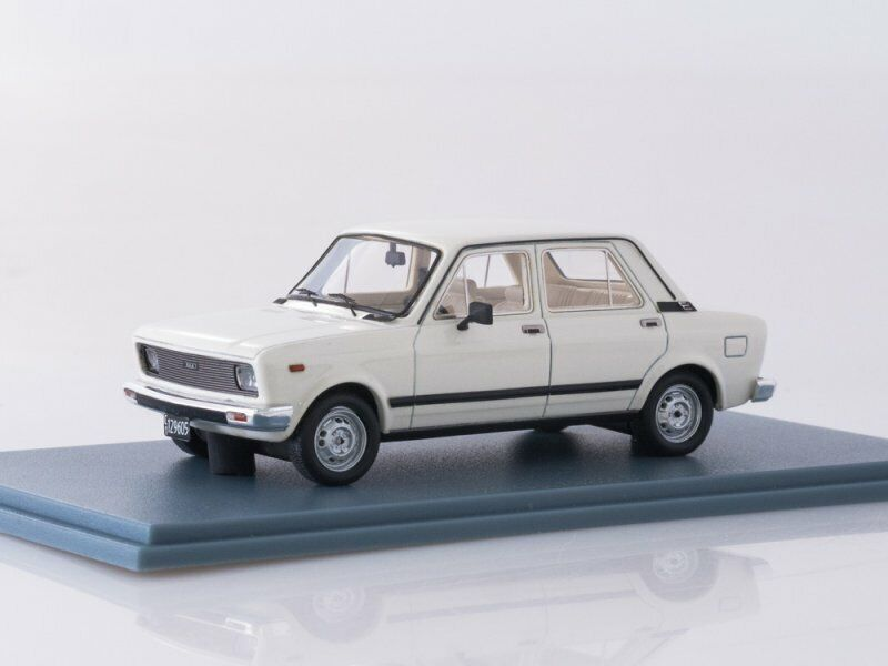 "Collection scale model 1 43, Fiat 128 CL ""Maradona"