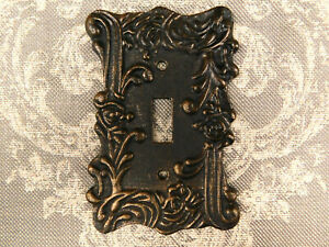 Money Single Toggle Light Switch Cover Decorative Switch Plate Cover