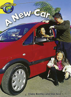 Fact World Stage 2: A New Car, , New Book