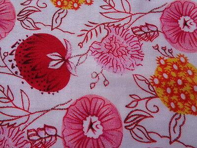 Rayon Fabric 100% (per metre) 'Tiverton' Pink, dress fabric, women's wear