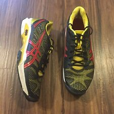huge discount 69844 1ee81 Asics Gel Solution Speed 2 Running Shoes Men Size 7.5 Athletic Sneakers  E400Y