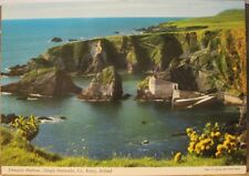 Irish PC DUNQUIN Harbour Dingle Peninsula Kerry Ireland E Ludwig John Hinde 2/63