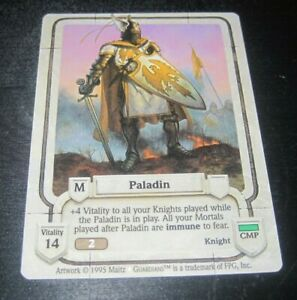 Guardians-Paladin-trading-card-game-tcg-ccg-Rare-2-1995