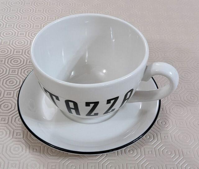 PROFESSIONAL Coffee Cups & Saucers Flat White Espresso Cappuccino LIKE COSTA