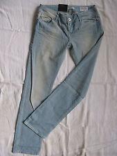 LTB Skinny Damen Blue Jeans W30/L30 Stretch Röhre x-low waist slim fit tube leg