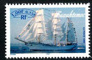 Stamp / Timbre France Oblitere N° 3278 Bateau / Voilier / Cuauhtemoc