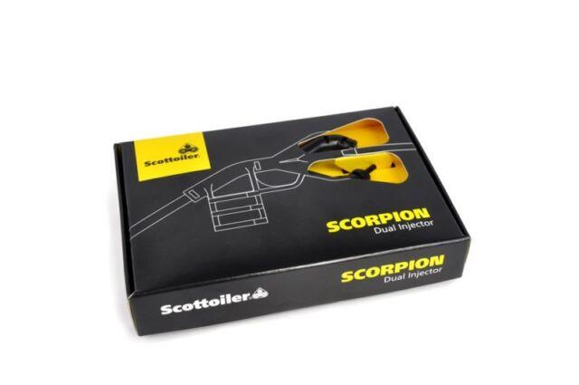 Scottoiler Skorpion Dual Injector