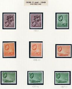 Seychelles1938-part-set-mint-SG135-135a-136-136a-136ab-137-137a-137ab-137ac-9