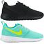 One Turquesa Sneaker Negro Zapatillas 599729 Rosheone Roshe 031 302 Nike 599728 41qxUw4