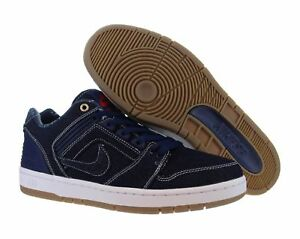 official photos 997c2 c21e0 Mens Nike SB Air Force II 2 Low East West Pack Binary Blue White ...