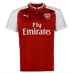 Home Maat Rrp Shirt £ 99 2018 Arsenal 2017 Uk A17 14 Puma 64 YwZqOO