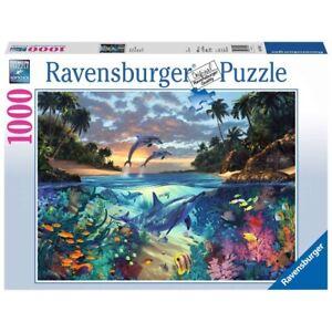 KORALLENBUCHT * CORAL BAY - Ravensburger Puzzle 19145 - 1000 Teile Pcs.