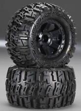 "Pro-Line 1170-12 Mounted 2.8"" Trencher Tires/Wheels Rear (2) Stampede Jato Rustl"