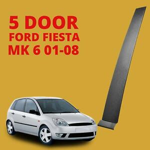 Front-door-TRIM-moulding-LHS-Passenger-side-for-Ford-Fiesta-2001-2008-5-door