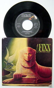 ONE-1988-039-S-45-R-P-M-RECORD-THE-FIXX-SHRED-OF-EVIDENCE-DRIVEN-OUT