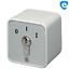 AP clé Interrupteur de un 1 faces dispositif de verrouillage le 009.1202.10 porte moteur