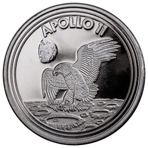 2019-Apollo-11-1-oz-Silver-Round-GEM-BU-SKU58218