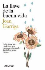 La Llave de la Buena Vida by Joan Garriga (2015, Paperback)