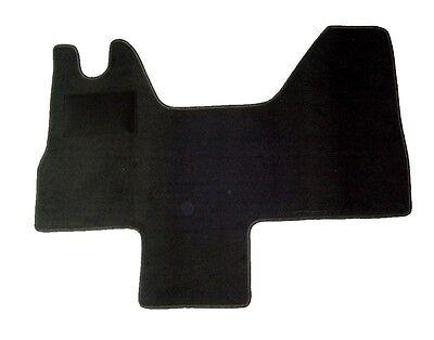 Velour-Fußmatten für Renault Master durchlaufend ab Bj.2004