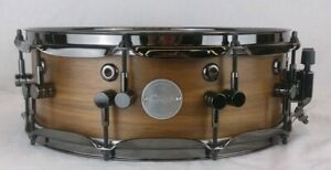 Click-Drums-5x14-10ply-Maple-1ply-Walnut-Snare-Drum