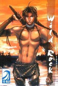 Wild Rock by Kazusa Takashima (ONE SHOT), Yaoi Manga/Graphic Novel in English!