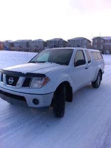 Auto. 4X4 Nissan FRONTIER SE 2007, 178000 active,  No accedents,
