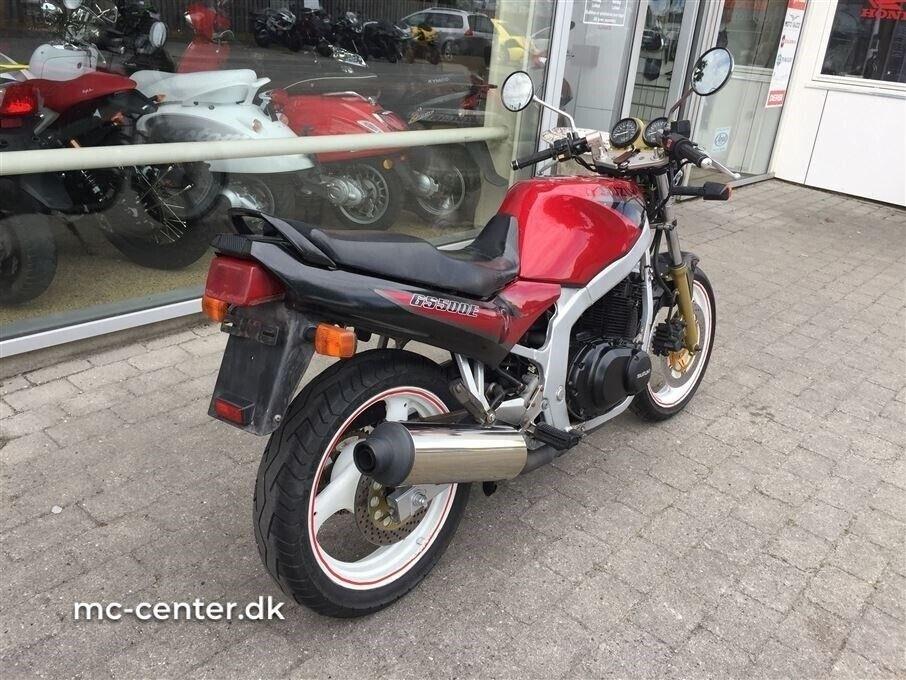 Suzuki, GS 500, ccm 61000