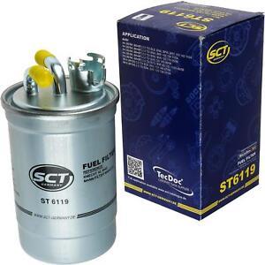 Original-sct-Filtro-de-combustible-St-6119-fuel-filter