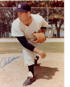 ART-DITMAR-NEW-YORK-YANKEES-SIGNED-AUTOGRAPHED-8x10-PHOTO-W-COA
