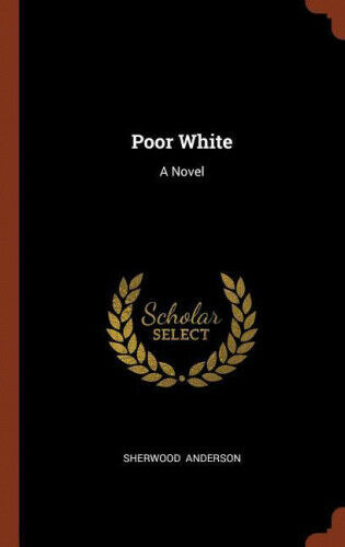 Poor White by Sherwood Anderson.