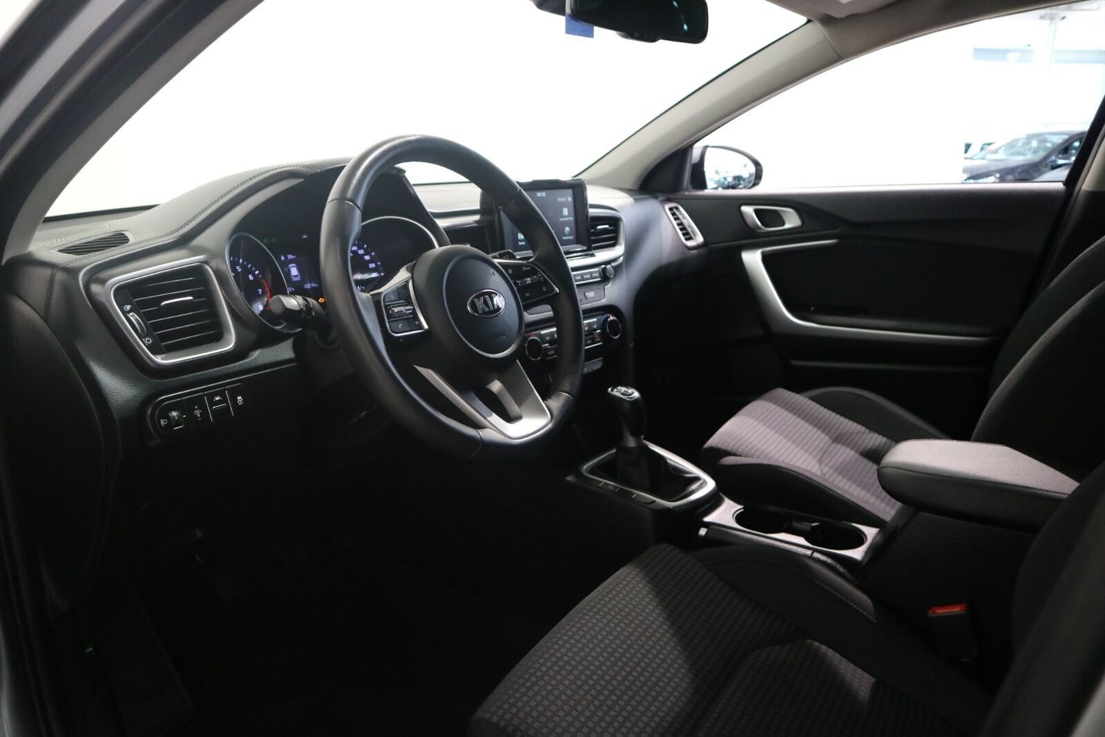 Kia Ceed 1,0 T-GDi Vision - billede 8