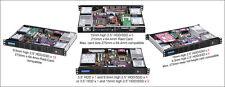 "1U(Maximum 12 x 2.5"" SSD HDD)(Rackmount Chassis)(Micro-ATX/ITX) D:12.6"" Case NEW"