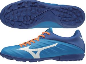 Mizuno Japón Rebula 2 V3 como Zapatos De Fútbol Soccer Turf Ancho P1GD1975 Azul blancoo