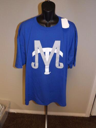 NEW MIDDLE TENNESSEE ST BLUE RAIDERS ADULT MENS XL XLARGE Shirt 72EO