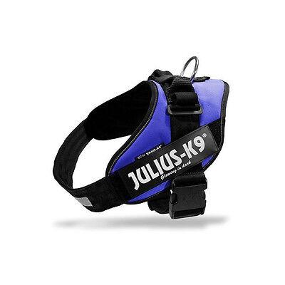 Julius K9 Nylon Dog Harness Pet Walk Out Hand Strap Soft Vest Adjustable