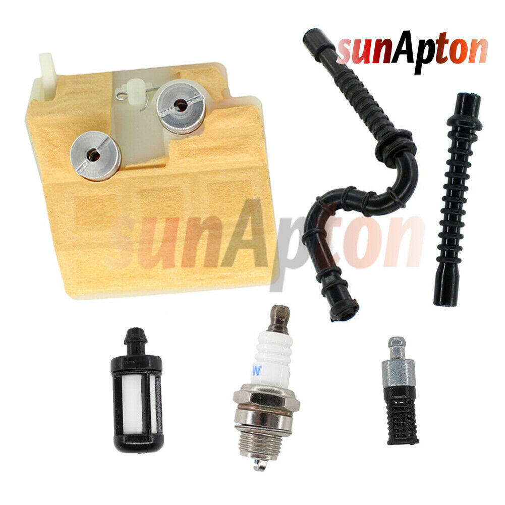 Air Filter Tune Up Service Kit Fit Stihl 026 024 MS260 AV Chainsaw 1121 120 1612